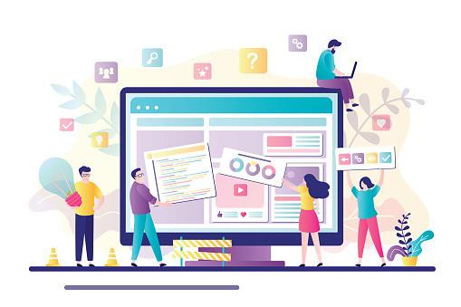 інтерфейс вашого веб-сайту