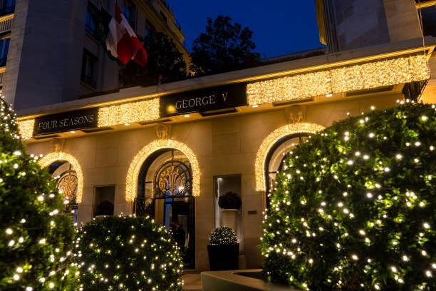 Отель Four Season Hotel George V