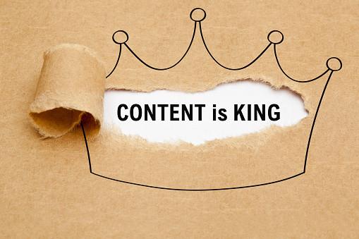 Контент король