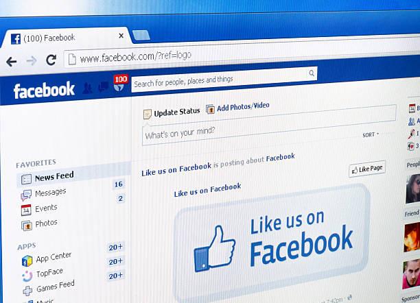 Створення сторінки Facebook