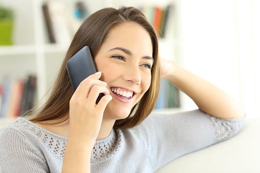 Телефонна залежність
