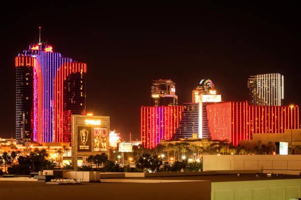 Отель Palms Casino Resort