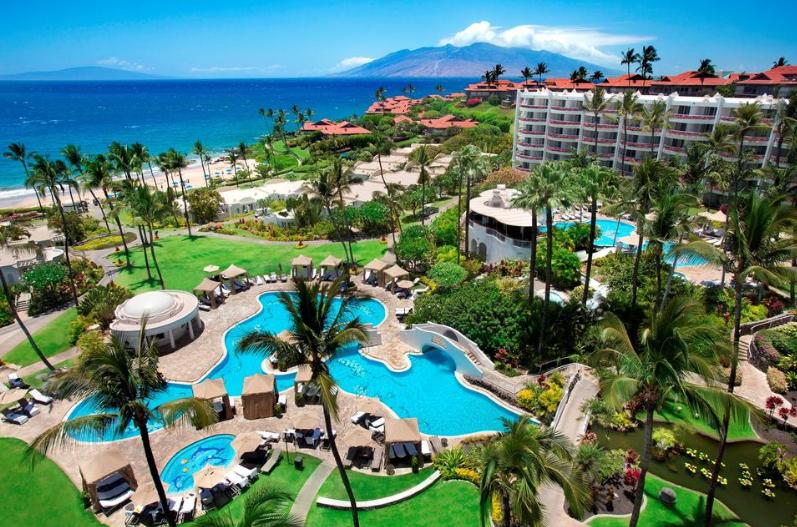 готель The Fairmont Kea Lani Maui