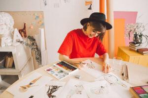 заробіток художника в інтернеті