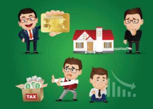 10 цікавих фактів про кредити і борги