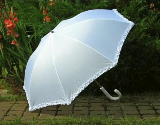 Весільні парасольки